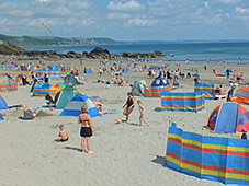 Beaches in South East Cornwall